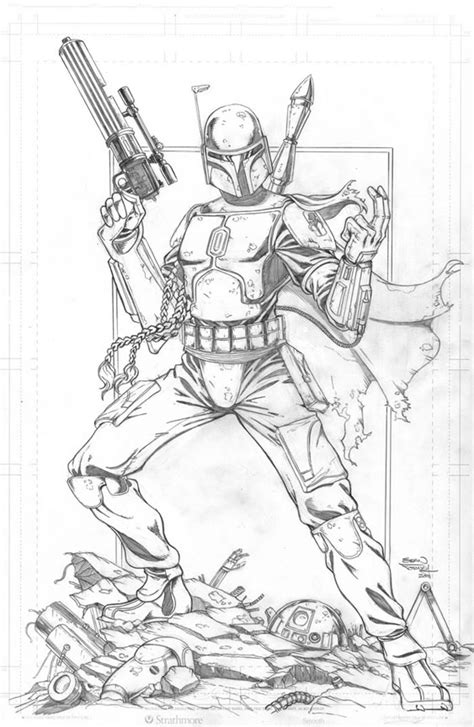 Free Coloring Pages Of Boba Fett Helmet Boba Fett Coloring Page