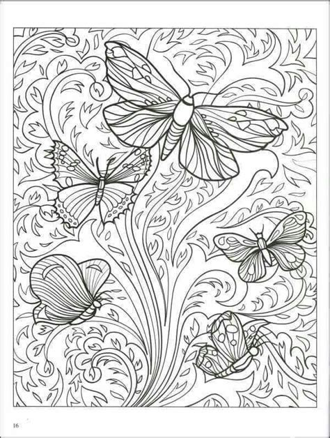 nature scapes coloring pages 17 best images about craft ideas on pinterest gel medium