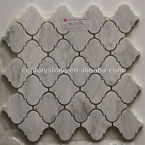 lantern venato white pattern marble mosaic tiles us 49 60m2buy marble mosaic tiles lantern