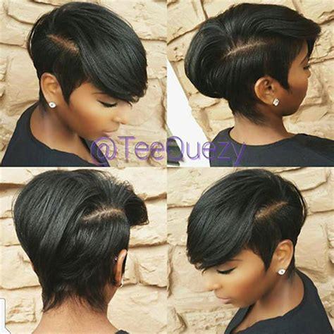 40+ good short hairstyles for black women   short