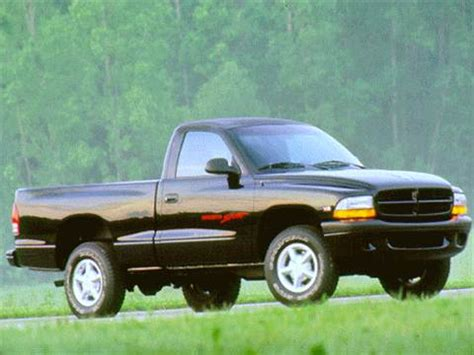 1997 dodge dakota regular cab pricing ratings reviews kelley blue book
