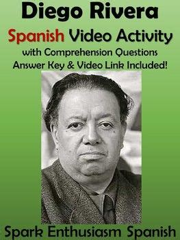 biography of diego rivera in spanish mejores 187155 im 225 genes de spanish learning en pinterest