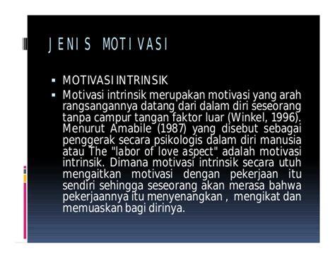 Organisasi Motivasi Malayu Hasibuan hubungan motivasi dan partisipasi kerja terhadap kinerja