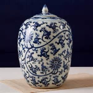 blue and white jars blue and white jars blue white jars blue white jar