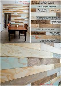 What To Do When Colors Run In The Wash - create a wood planked wall old village paint