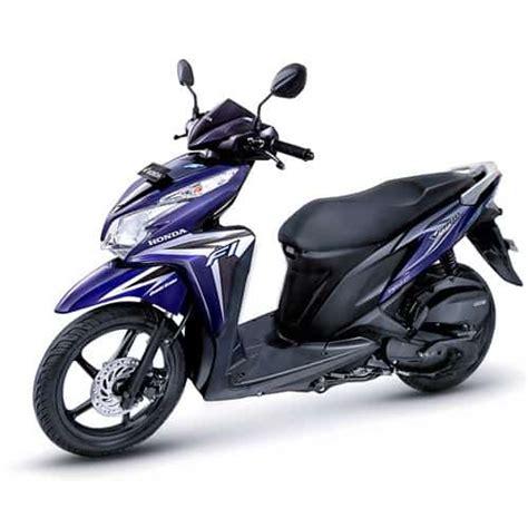 Honda Vario Techno 125 motor honda vario techno 125 kredit harga terbaik