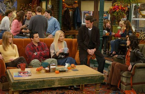 tv shows couch so fa so good caf 233 pod take central perk sofa on tour to