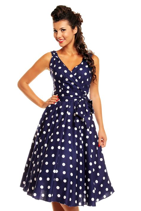 swing dress plus size ladies marilyn 1950 s rockabilly plus size polka dot retro