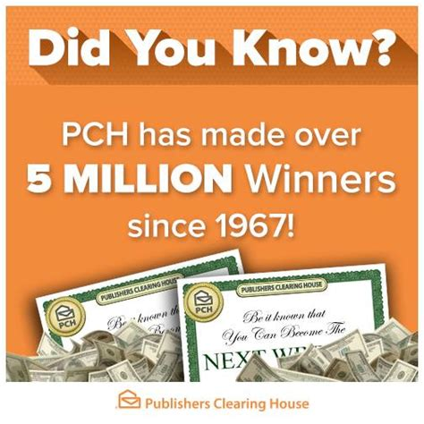 Pch Awards - did you know there are lots of pch winners pch blog