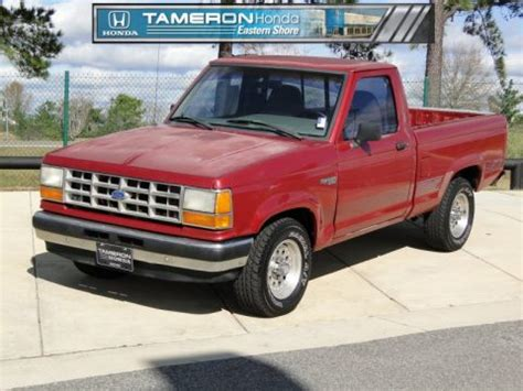 used 1992 ford ranger s regular cab for sale stock