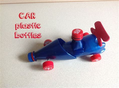 plastic bottle crafts newhairstylesformen2014com racing car toy diy plastic bottles creative ideas