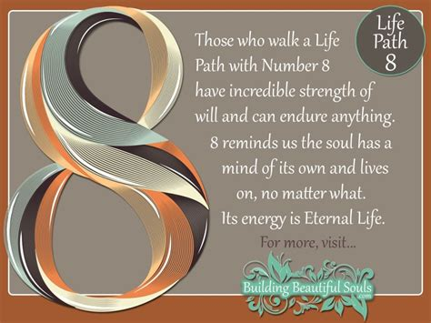 number meaning numerology 8 path number 8 numerology meanings