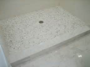 hex or for shower floor marble tile curb