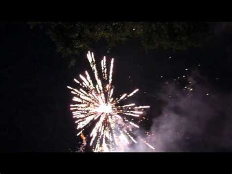 backyard firework show 2015 backyard fireworks show youtube