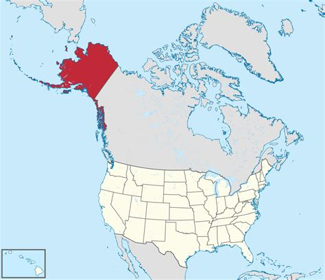 Kasur American 2 In 1 file alaska in united states us49 1 svg wikimedia commons