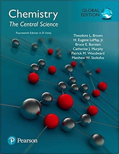 Chemistry The Central Science In Si Units 14th Edition