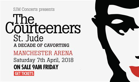 courteeners tickets tickets go on sale for courteeners 10th anniversary gigs