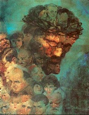 his image painting in his image falcone s crossroads