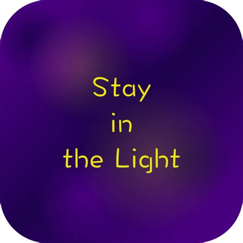 Stay In The Light by Stay In The Light Pc Windows V 1 0 File Db