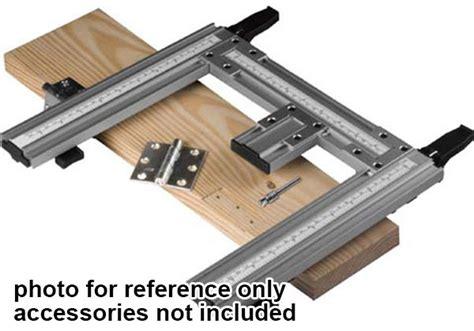 hinge mate mortising jig system door tool woodworking