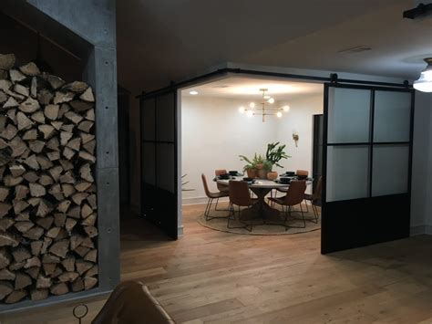 texas glass wall house uncrate fixer upper sliding glass walls by anderson s gridline