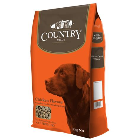 country puppies burgess country value food