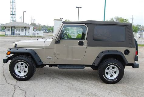2005 jeep unlimited 2005 jeep wrangler unlimited suv