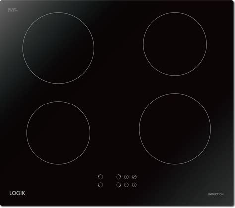 induction hob or not buy logik lindhob16 electric induction hob black free delivery currys