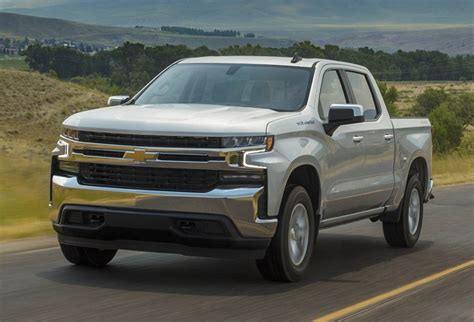 2020 Chevrolet Truck by 2020 Chevy Silverado 1500 News Specs Release Truck
