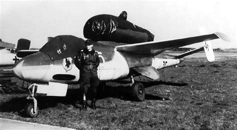 he 162 volksjger units the heinkel he 162 volksjager germany s jet fighter for a young army