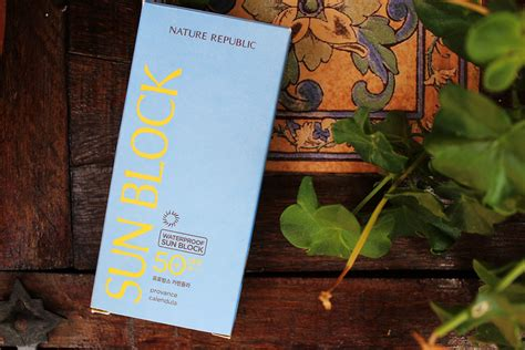 Harga Nature Republic Sunblock Spf 50 emptyfloor nature republic provence calendula waterproof