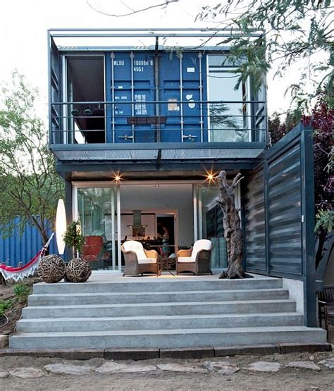 Louisiana Home Decor by 22 Most Beautiful Houses Made From Shipping Containers