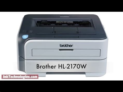 resetting brother hl 2170w brother hl 2140 toner doovi