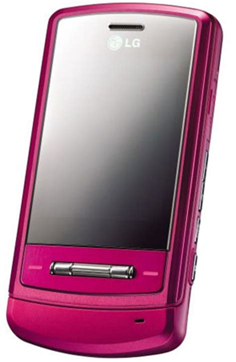 sim free mobile phone lg shine (pink) reviews & comments