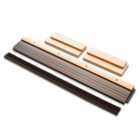 Peachtree Entry Door Replacement Composite Sill Repair Kit Exterior Door Sill Replacement