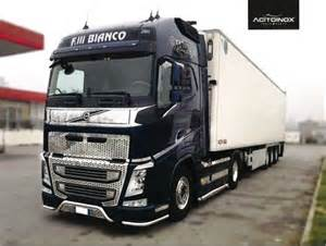 Volvo Truck Accessories Catalog Acitoinox The Italian Company Presents A New Line Of