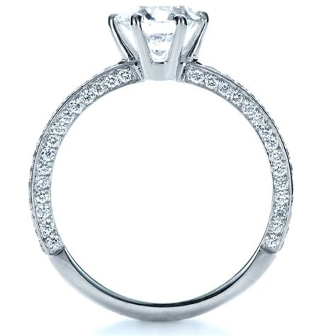 six prong engagement ring 1382