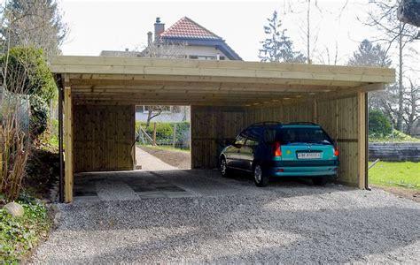 autounterstand hornbach carport bois suisse