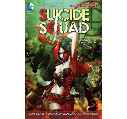Squad Tp Vol 2 Basilisk Rising Isbn 9781401238445 squad vol 5 walled in squad new 52 24 30