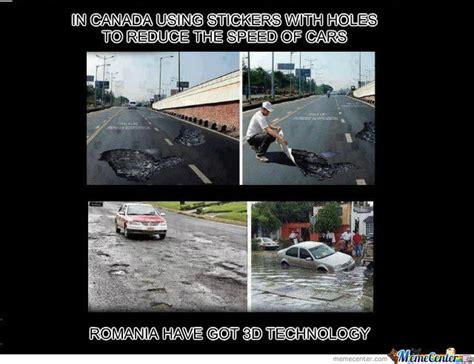Meme Ro - romanian roads by vld073 meme center