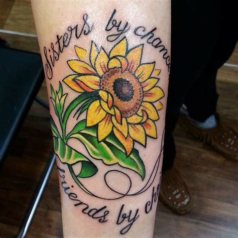 sisters by chance friends by choice tattoo the world s catalog of ideas