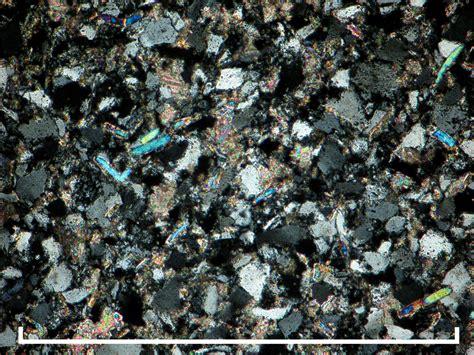 Quartz Thin Section by Cambridge Rocks Minerals Fossils