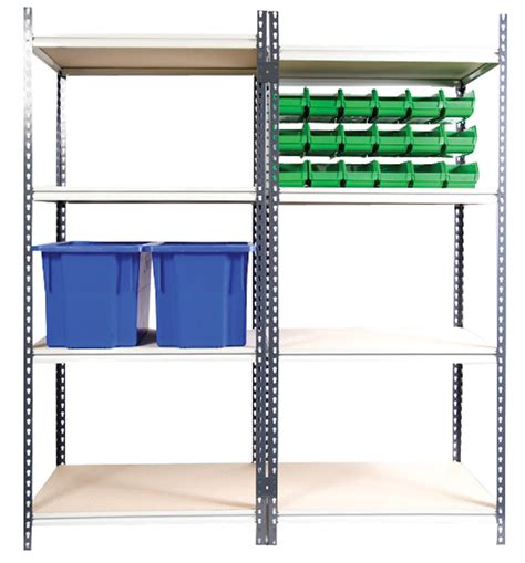 Home Shelving Systems Alstor Kwiklok Shelving All Storage Systems