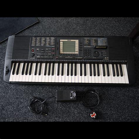 Keyboard Yamaha Psr Second yamaha psr 530 electronic keyboard 2nd rich tone