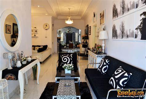 desain interior rumah gracia indri inilah rumah yang dibangun gracia indri serba hitam