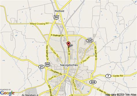 map of nacogdoches texas restaurants in nacogdoches bi you