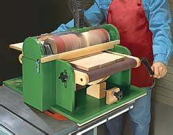 build    thickness sander   tablesaw