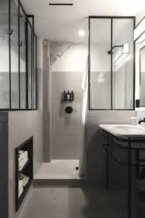 Merveilleux Cloison Vitree Salle De Bain #1: Verriere-salle-de-bain-style-masculin.jpg
