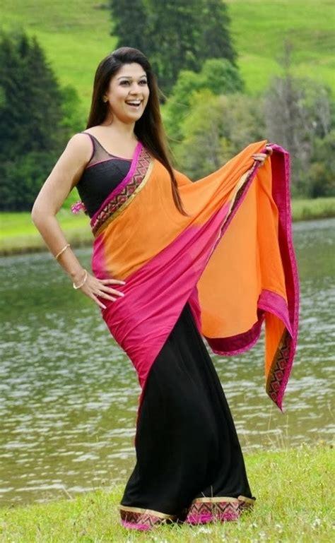 nayanthara sari new hd photo free download nayanthara hd photos download free tv biography