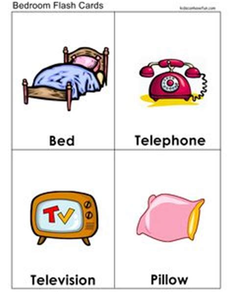 spanish word for bed 1000 images about flashcards on pinterest cards